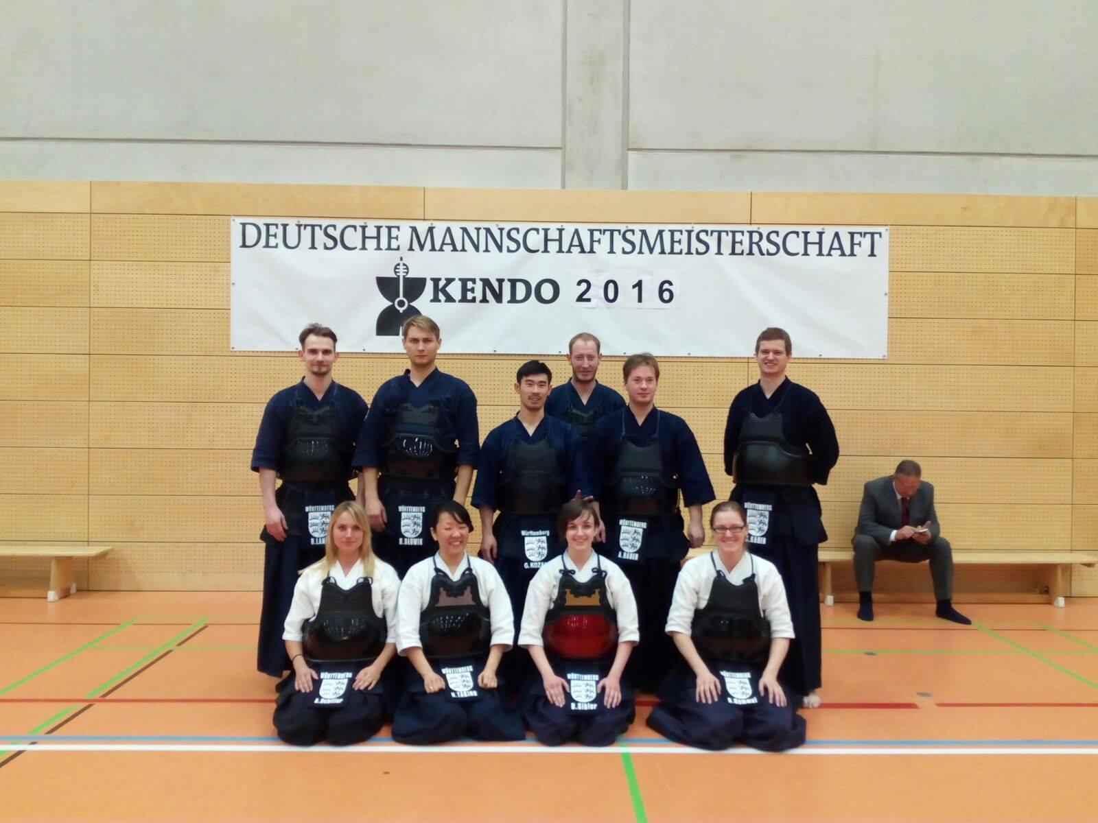Bericht zur Deutschen Mannschaftsmeisterschaft 2016